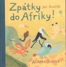 Obálka knihy Zpátky do Afriky