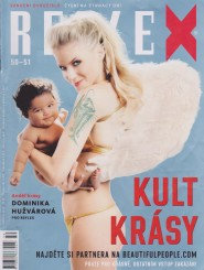 Obálka časopisu Reflex