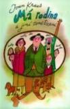 Obálka knihy Ivana Krause Má rodina a jiná zemětřesení