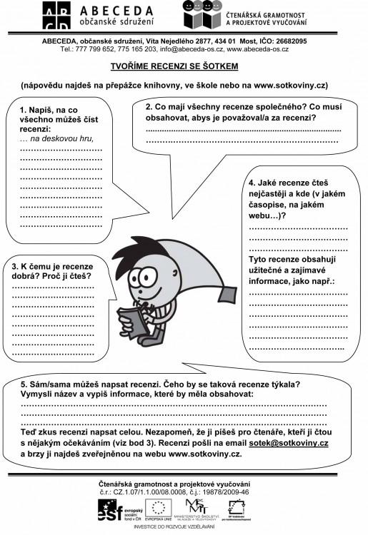 Microsoft Word - tvorime_recenzi_se_sotkem_pracovni_list