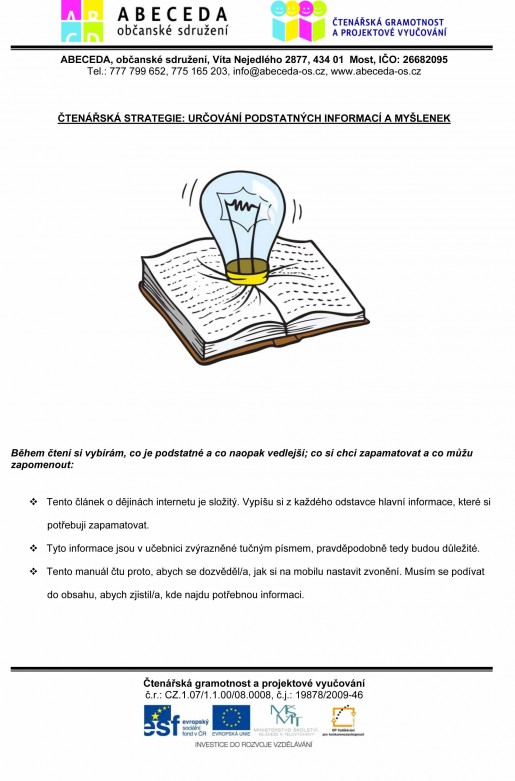 Microsoft Word - urcovani podstatnych informaci_plakat