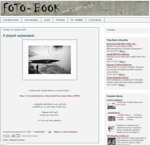 Ukázka z www.foto-book.cz