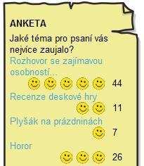 Anketa na www.sotkoviny.cz